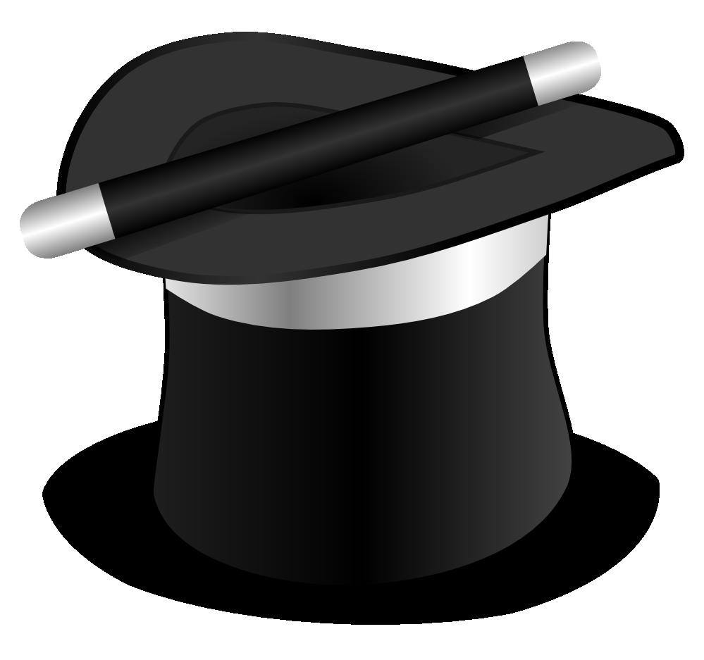 Magicians Hat - Totoo Trollkarl