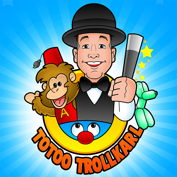 Totoo Trollkarl - Magisk underhållning på barnkalas och andra skojiga event