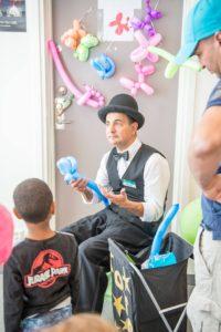 Magisk underhållning på barnkalas och andra skojiga event - Totoo Trollkarl